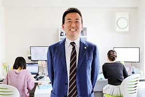 福山事務所内観